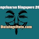 Data Pengeluaran Singapore 2021